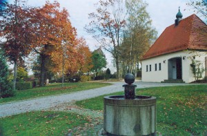Friedhof in Hebertsfelden