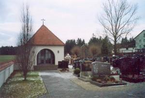 Friedhof in Niedernkirchen