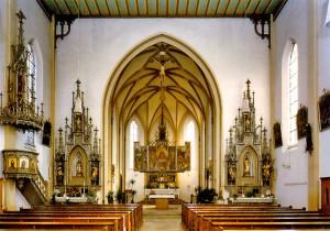 Pfarrkirche St. Emmeram