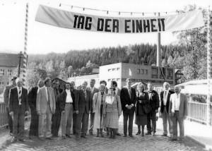 Feierlichkeiten zum Tag der deutschen Einheit