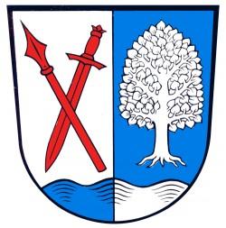 Wappen von Hebertsfelden