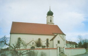 Katholische Pfarrkirche St. Philippus und St. Jakobus Niedernkirchen