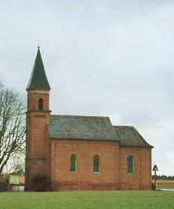 Nebenkirche St. Maria Prienbach