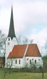 Nebenkirche St. Jakobus Rottenstuben