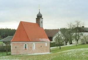 Kapelle St. Barbara in Unterhausbach