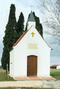 Kapelle in Unterstock